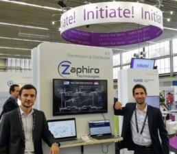 Zaphiro at European Utility Week Amsterdam