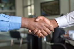 Zaphiro Recruiting Handshake