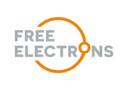 Free electrons logo, Zaphiro Technologies