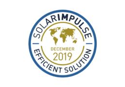 Solarimpulse logo, Zaphiro Technologies